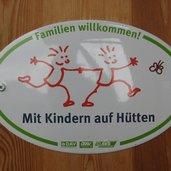 Familienfreundliche Schutzhütte