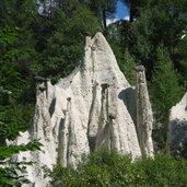 Erdpyramiden Terenten Pustertal
