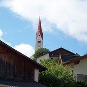 Niederolang Kirchturm