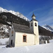 Antholz Obertal Winter anterselva di sopra