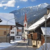 Antholz Mittertal Winter anterselva di mezzo inverno