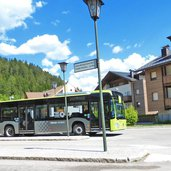 bus station toblach