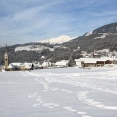 pfalzen ortschaft issing winter inverno a issengo di falzes