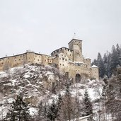 Burg Taufers winter castello di tures inverno
