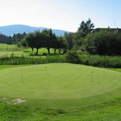 Golfplatz Reischach golf riscone brunico