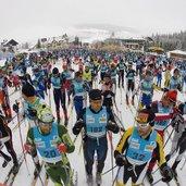 Pustertaler Skimarathon toblach