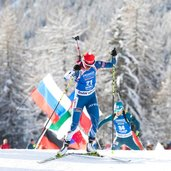 Veronika Vitkova CZE IBU world cup biathlon