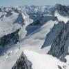 Das Ziel ist erreicht und wir stehen auf dem 3.478 m hohen Großen Möseler, dem zweithöchsten Gipfel der Zillertaler Alpen. Hier verläuft auch die italienisch-österreichische Grenze. Foto: BS, © Peer