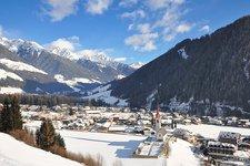 Luttach Winter Lutago inverno