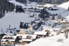 Weissenbach Winter Rio Bianco inverno