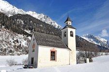 Antholz Obertal Winter Anterselva di sopra inverno
