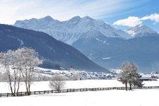 Oberrasen Winter Rasun di sopra inverno