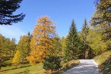 Herbstwanderung zur Anratterhütte