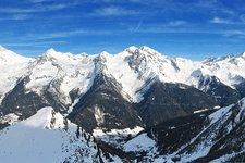 Tauferer Ahrntal Winter Valle Aurina inverno
