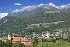 Bruneck Hotels und Ferienwohnungen