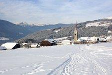 Pfalzen Issing Winter Falzes issengo inverno