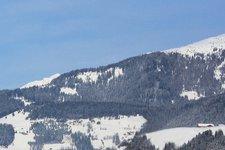 Platten Pfalzen Winter Plata Falzes inverno