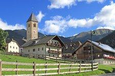 Toblach Wahlen Dobbiaco Valle di San Silvestro