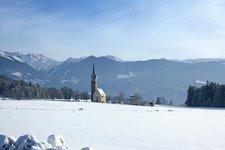 Pfalzen Winter Falzes inverno