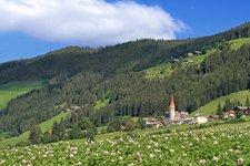Toblach Aufkirchen Dobbiaco Santa Maria