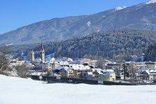 St. Lorenzen Winter San Lorenzo di Sebato inverno