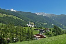 Valle Aurina Hotels and apartments