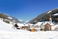 St. Johann Ahrntal Winter San Giovanni Aurina inverno