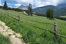 Wanderung Meransen Moserhütte