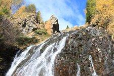 Astnerbergalm Wasserfall