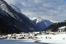 Abfaltersbach Winter