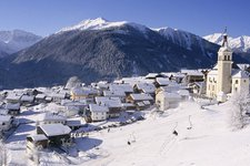 Obertilliach winter