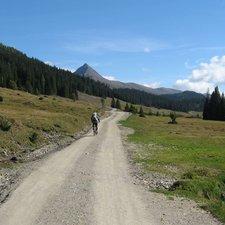 Escursione in mtb al Rifugio Nemes - Passo Croce