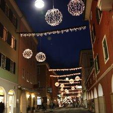 Mercato d. città di Lienz - inverno