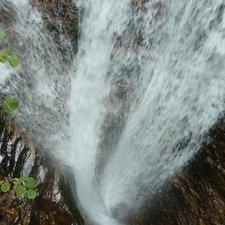 Alle cascate di Riva