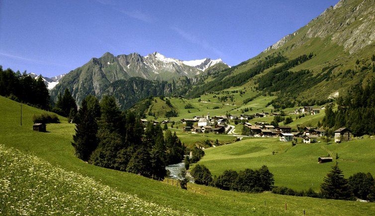 Prägraten am Großvenediger, Foto: © TVB Osttirol