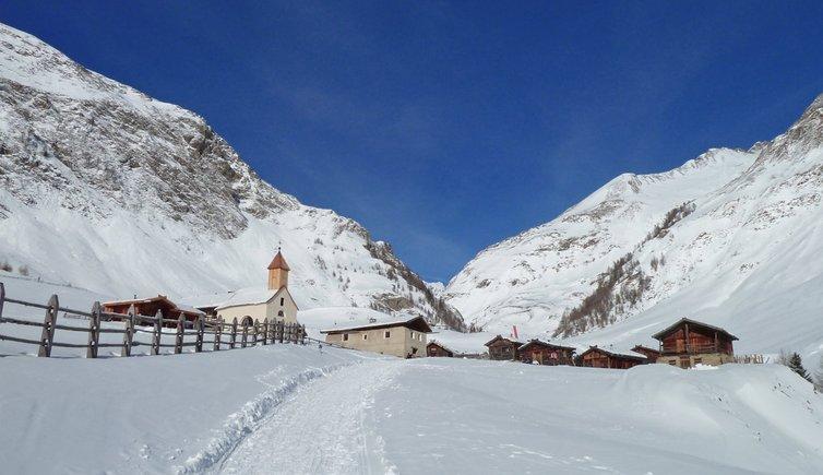Vals Winter Valles inverno