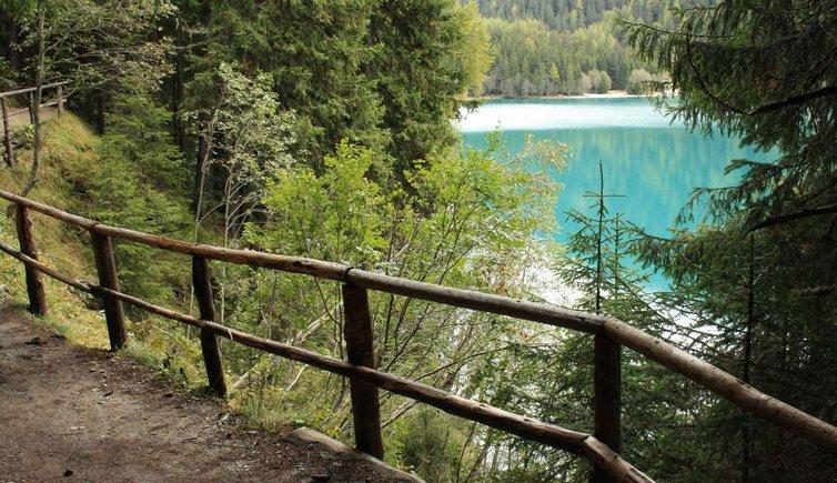 Sentiero Natura Lago d\'Anterselva, Foto: BS, © Peer