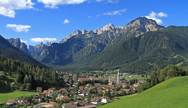Dobbiaco Val Pusteria Alto Adige E Tirolo Orientale