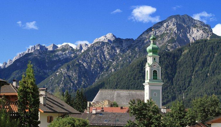 Toblach Dorf Dobbiaco paese