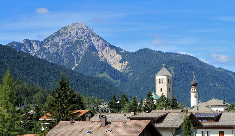 Innichen Dorf San Candido paese