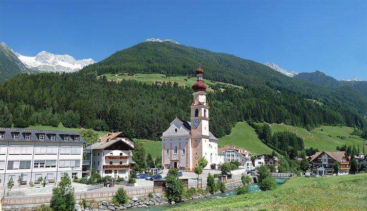 St. Johann im Ahrntal S. Giovanni Valle Aurina