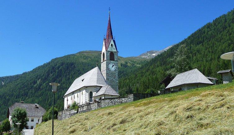 Prettau Dorf Predoi paese