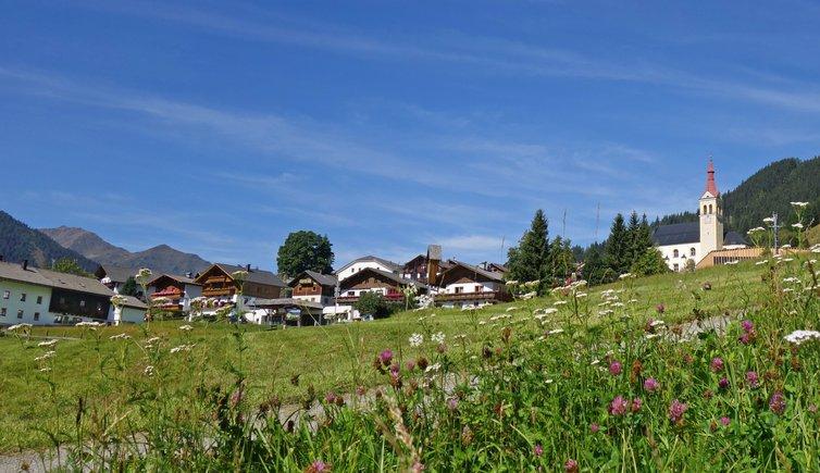 Obertilliach, Foto: AT, © Peer