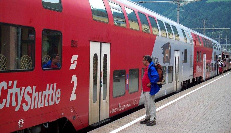 Servizi di trasporto pubblico in Tirolo Orientale, Foto: AT, © Peer