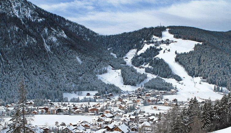 St. Vigil Enneberg Winter San Vigilio di Marebbe inverno