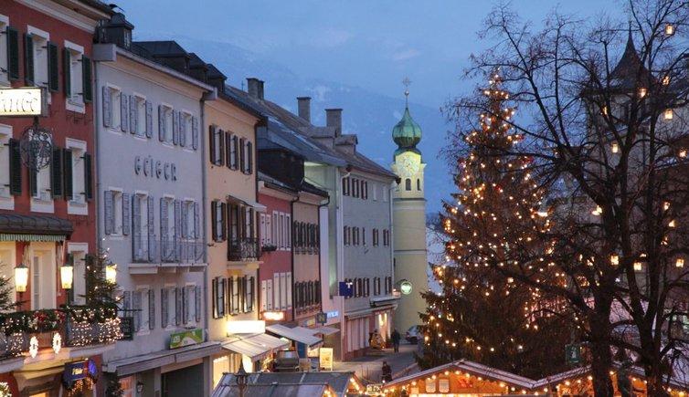Mercatino di Natale di Lienz, Foto: EMS, © Peer