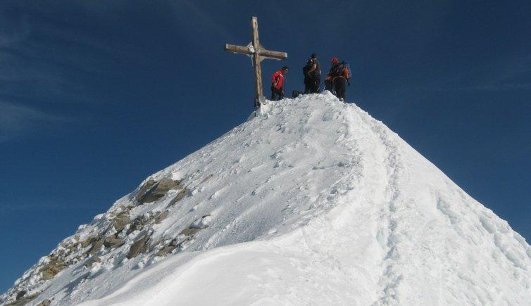 Skitour auf den Großen Möseler, Foto: BS, © Peer