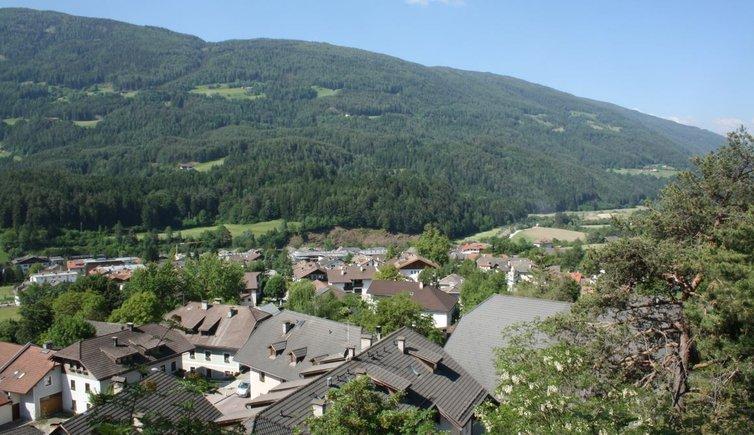 Kiens Dorf Chienes paese