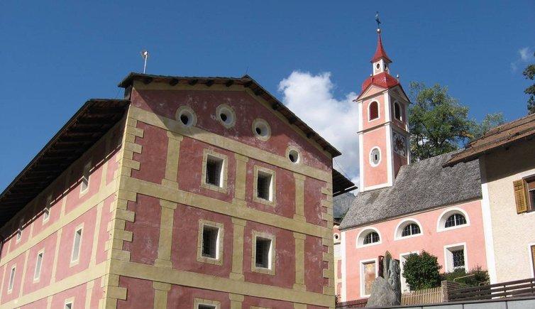 Steinhaus Ahrntal Cadipietra Valle Aurina