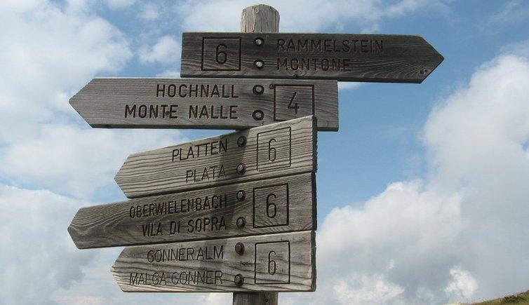 Escursione sul Montone, Foto: BS, © Peer